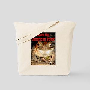 Save Toad Tote Bag