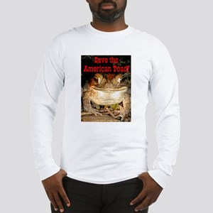 Save Toad Long Sleeve T-Shirt