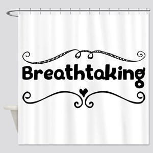 Breathtaking Shower Curtain