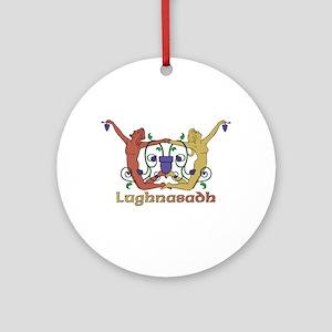 Lughnasadh Ornament (Round)