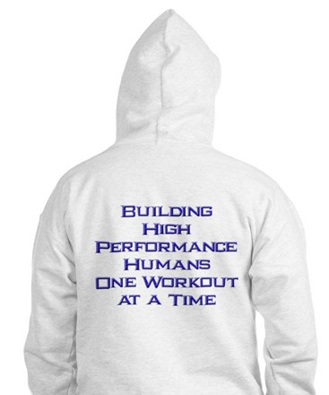 Cute Strength and conditioning Hoodie