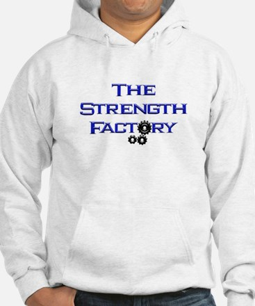 Cool Strength and conditioning Hoodie