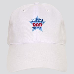 WORLD'S GREATEST DAD TO BE! Cap