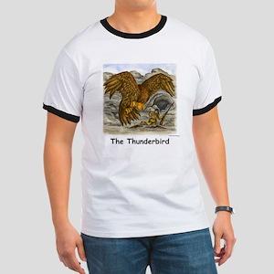 Thunderbird and Mountain Man Ringer T