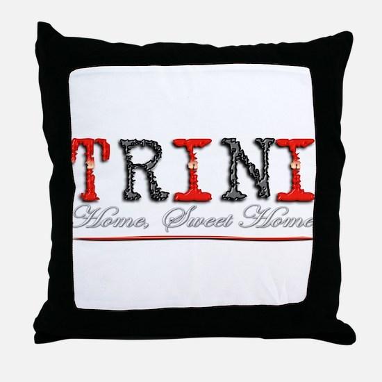 Sweet Home Trini - Throw Pillow