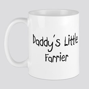 Daddy's Little Farrier Mug