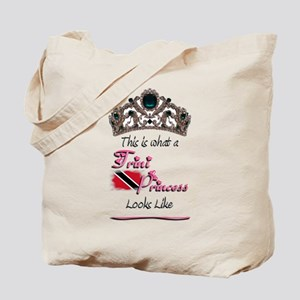 Trini Princess - Tote Bag