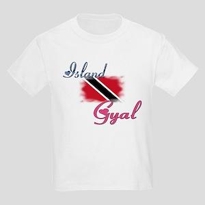 Island Gyal - Trini Kids Light T-Shirt