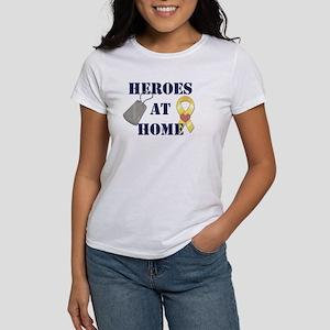 USS Mitscher Spouses Women's T-Shirt