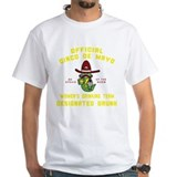 Cinco de mayo Mens Classic White T-Shirts