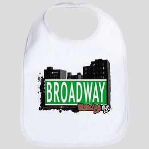 BROADWAY, BROOKLYN, NYC Bib