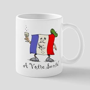 A Votre Sante Mug