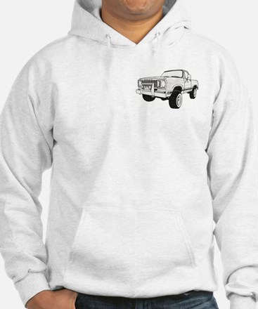 Cute Old dodge trucks Hoodie