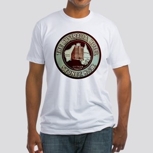 Australia Hotel Fitted T-Shirt