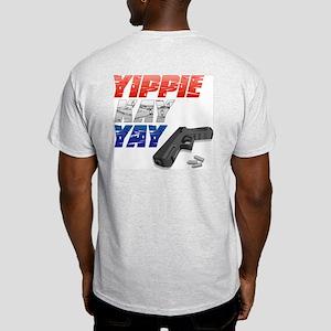 Vote John McClane Light T-Shirt