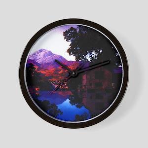 Millpond Wall Clock