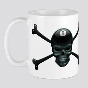 Pool Pirate III Mug