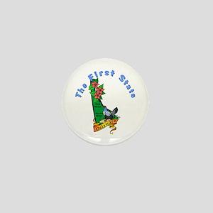 Delaware Pride! Mini Button