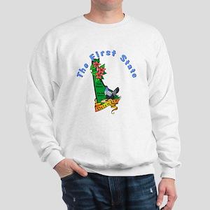 Delaware Pride! Sweatshirt