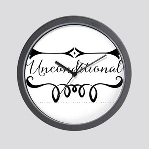 Unconditional Wall Clock