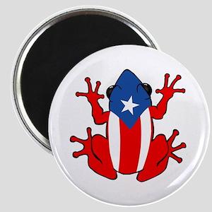 Puerto Rico - PR - Coqui Magnets