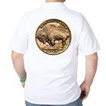 Nickel Buffalo Golf Shirt
