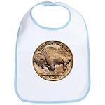 Nickel Buffalo Bib