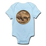 Nickel Buffalo Infant Bodysuit