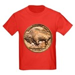 Nickel Buffalo Kids Dark T-Shirt