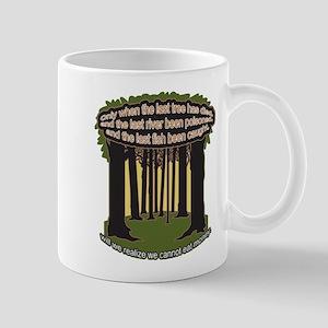 The Last Tree Mug