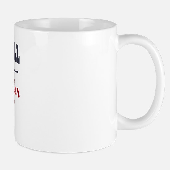 Swinging For The Fences Mug