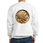 Nickel Indian Head Sweatshirt