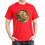 Nickel Indian Head Dark T-Shirt