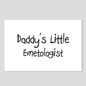 Daddy's Little Emetologist Postcards (Package of 8