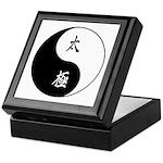Taiji Keepsake Box