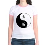Taiji Jr. Ringer T-Shirt