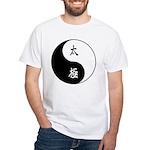 Taiji White T-Shirt