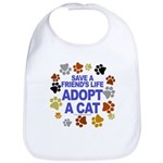 Save life, cat. Bib