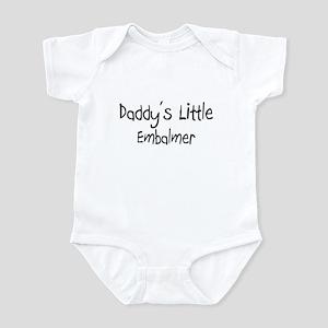 Daddy's Little Embalmer Infant Bodysuit