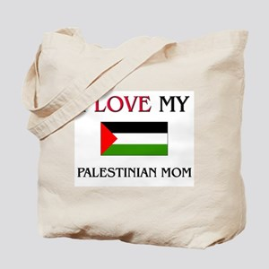 I Love My Palestinian Mom Tote Bag