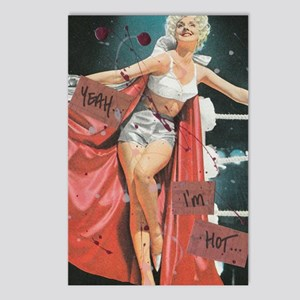 Yeah I'm Hot Postcards