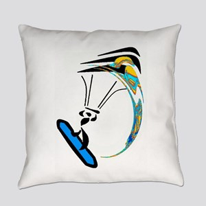 KITEBOARDING Everyday Pillow