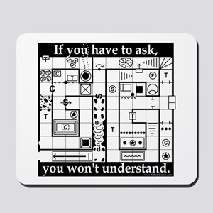 Dungeon Crawl Mousepad