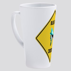 Blue Jay Crossing 17 oz Latte Mug