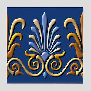 Art Deco Border Tile