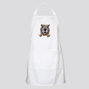 Yellow-bellied Marmot Apron