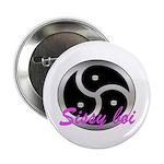 """Pretty Boi 2.25"""" Button (10 pack)"""