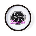 Pretty Boi Wall Clock