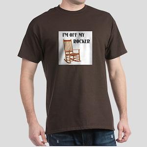 OFF MY ROCKER Dark T-Shirt