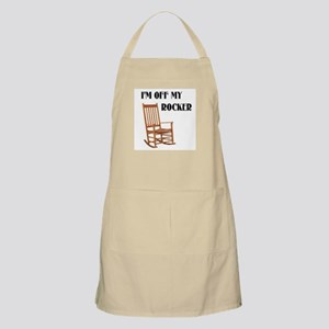 OFF MY ROCKER BBQ Apron